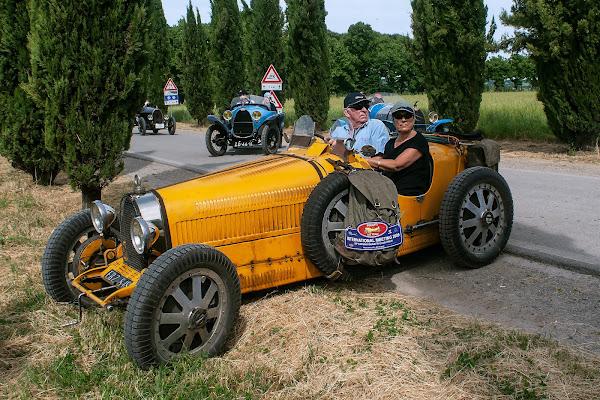 Raduno Bugatti di manrico