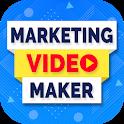 Marketing Video Maker, Promo Video Slideshow Maker icon