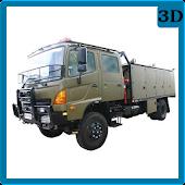 Army Truck 3D :Truck Simulator