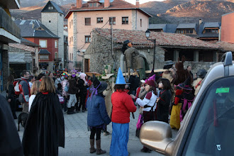Photo: Carneval in Bellver de Cerdanya