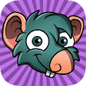 Tiny Labyrinth Rats: LabRATory icon