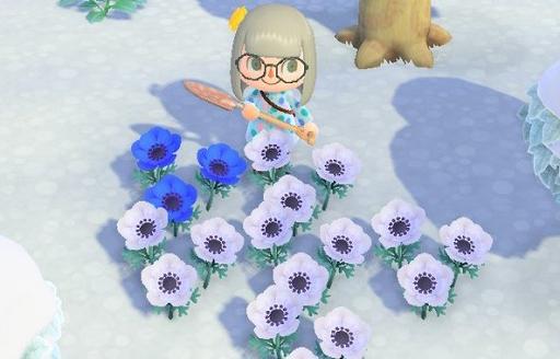 花 の 交配 表 あつ 森