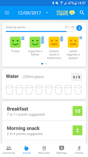 Diet and Health - Lose Weight  screenshots 1