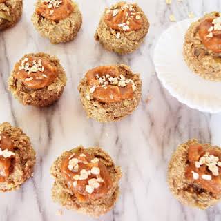 Vegan Apple Cinnamon Muffins.