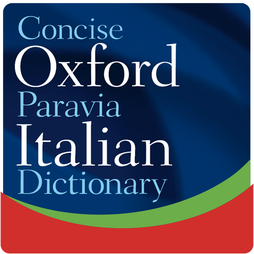 Concise Oxford Italian Dictionary Icon