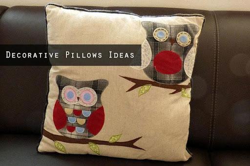 Decorative Pillows Ideas