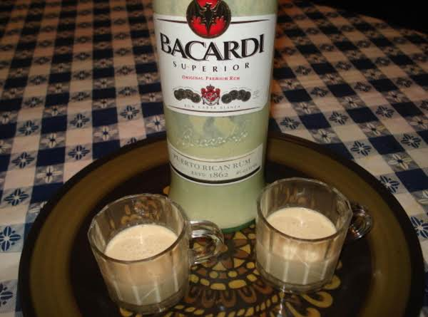 Coquito (traditional Puerto Rican Cordial)