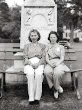 Photo: Catherine Leibsohn Sternbach and Ida Tous Sternbach