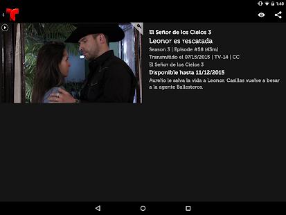 Telemundo Now Screenshot 7