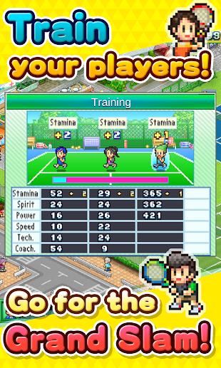 Tennis Club Story- screenshot thumbnail