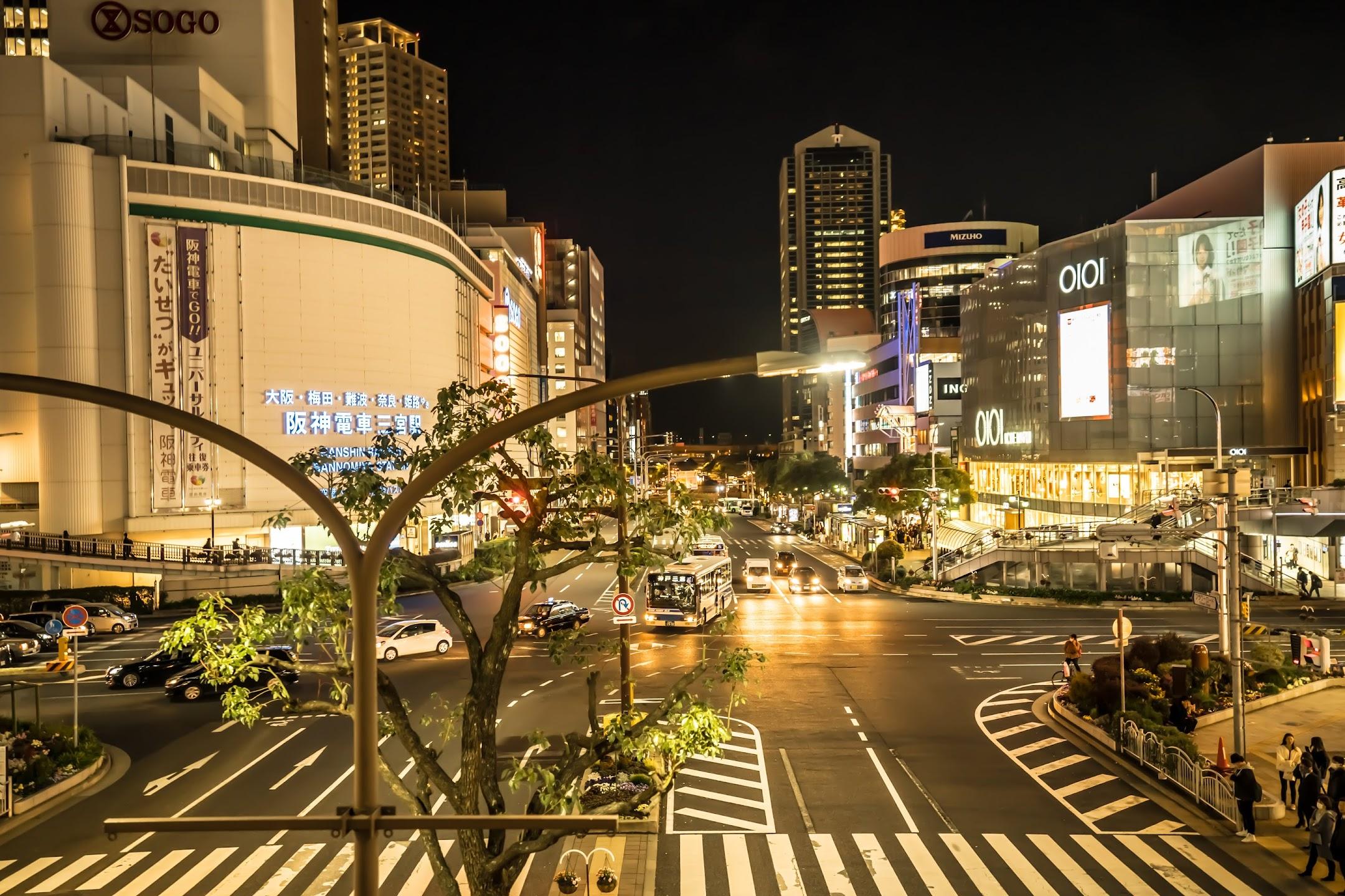 神戸 三宮 夜5