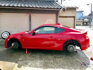 86 ZN6 GTのタイヤのカスタム事例画像 わかんぐれーさんの2018年09月02日10:41の投稿