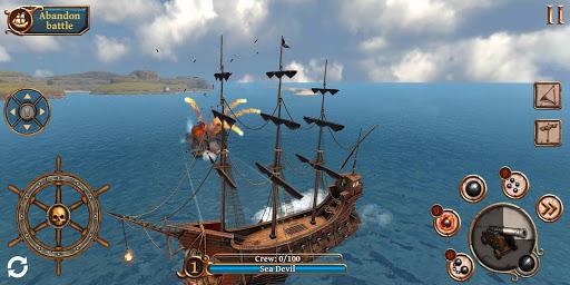 Ships of Battle: Ages of Pirates -Wars u2019n Strategy 2.4.1 screenshots 10