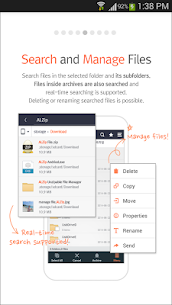 ALZip – File Manager & Unzip & Archive 4