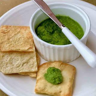 Indian Green Chutney.