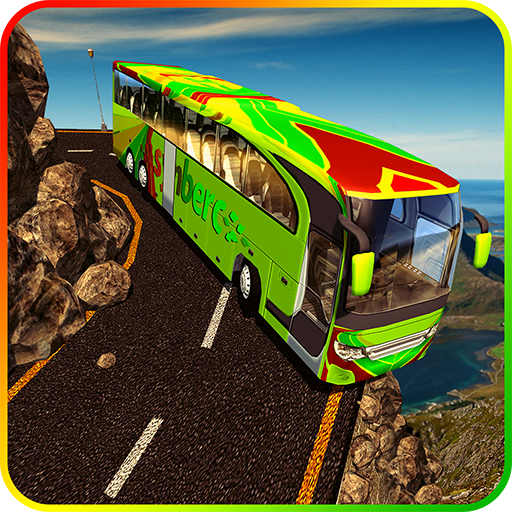 Heavy Mountain Bus simulator 2017