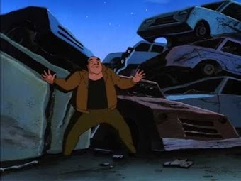 Superman: The Animated Series: Season 2 Episode 21 Prototype
