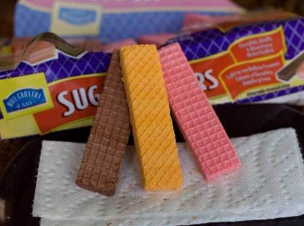 Cheating Kit Kats Recipe