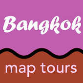 Bangkok Map Tour