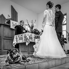 Wedding photographer Krisztina Farkas (krisztinart). Photo of 02.10.2019