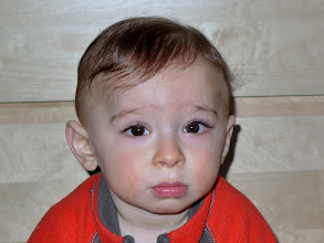 Photo: 10 months old.