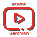 Increase YouTube Subscribers Icon
