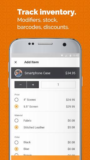 PayAnywhere Credit Card Reader Screenshot
