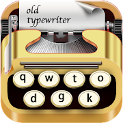 Classical Typewriter Keyboard‏