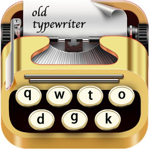 Classical Typewriter Keyboard 10001001 by Fancy Free Apps logo