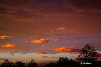 Photo: Sonnenaufgang / Sunrise  Bavaria