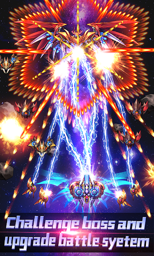 Thunder Assault: Raiden Striker 1.6.3 APK MOD screenshots 1