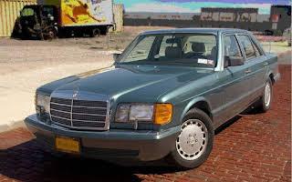 Mercedes Benz 300se Rent New York