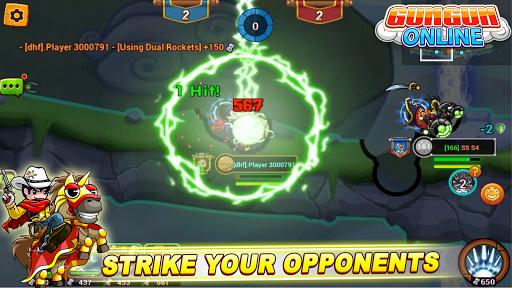Gungun Online: Shooting game screenshots 13
