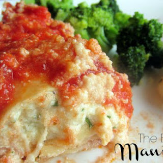 The Best Manicotti
