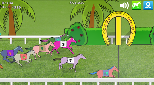 Hooves of Fire Horse Racing Game: Stable Manager 4.05 screenshots 10