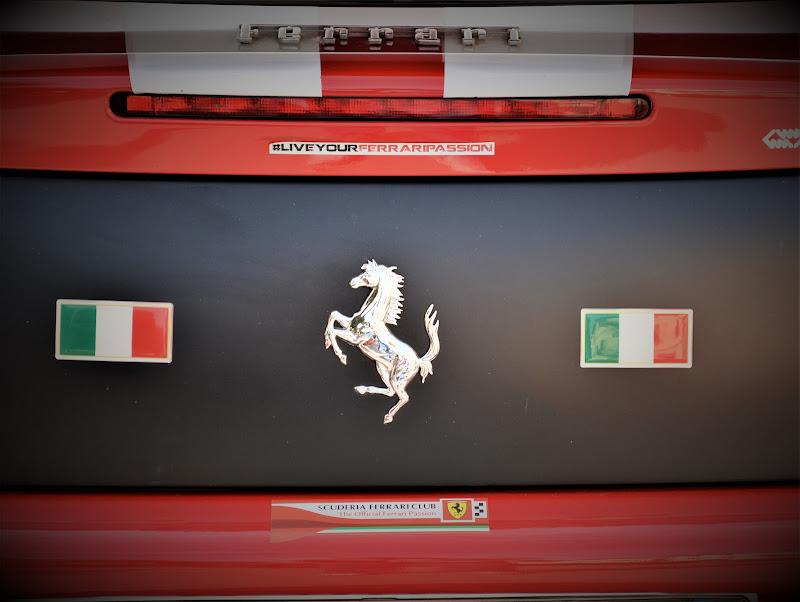 Marchio Ferrari di MORENO ANTOGNOLI