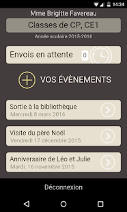 TouteMonAnnée enseignants- screenshot thumbnail