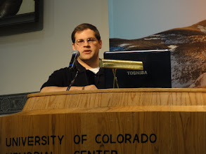 Photo: Chris Voorhees,Vice President, Spacecraft Development, Planetary Resources