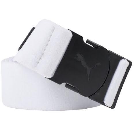 Puma Golf Stretch Web Belt White Junior