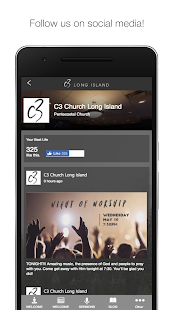 C3 Church Long Island- screenshot thumbnail