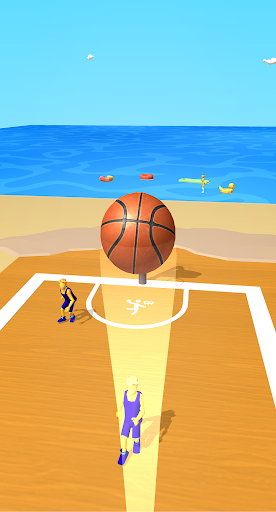 Dribble Hoops filehippodl screenshot 4