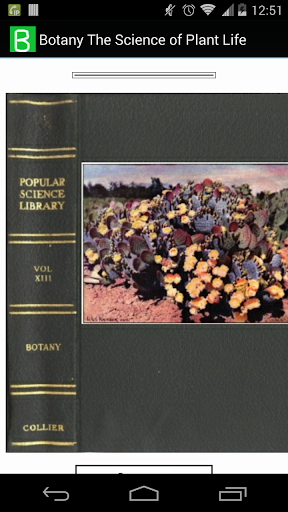 Botany; Science of Plant Life