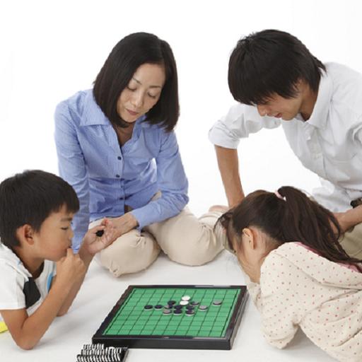 リバーシ 棋類遊戲 App LOGO-硬是要APP