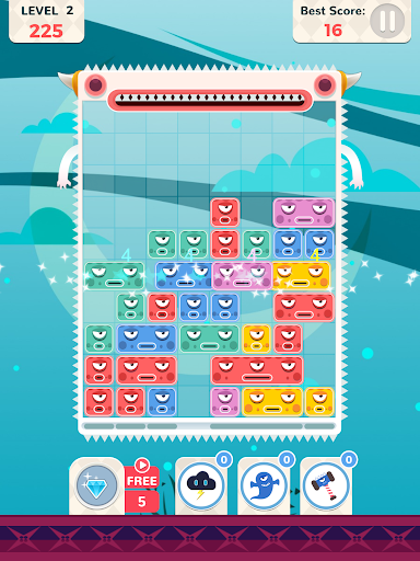 Slidey Block Blast screenshot 24