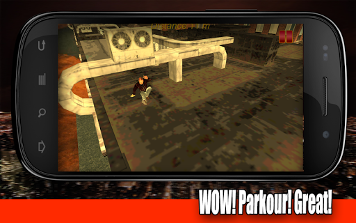 Fizruk Parkour Simulator