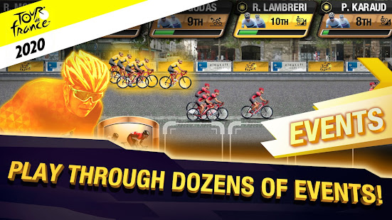 Tour de France 2020 Official Game - Sports Manager 1.0.7 APK + Mod (Free purchase) untuk android