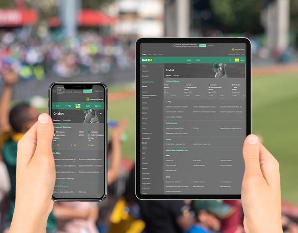 bet365's Mobile App for Cricket Betting