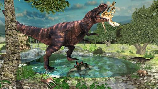 Dinosaur Simulator 3D 2019 screenshot 8