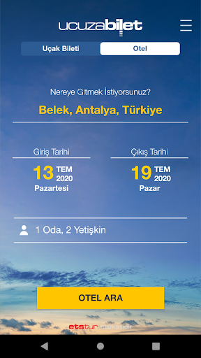 Ucuzabilet - Flight Tickets Apk 1