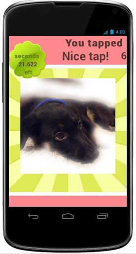 German Shepard Tap- Dog Game screenshot 2
